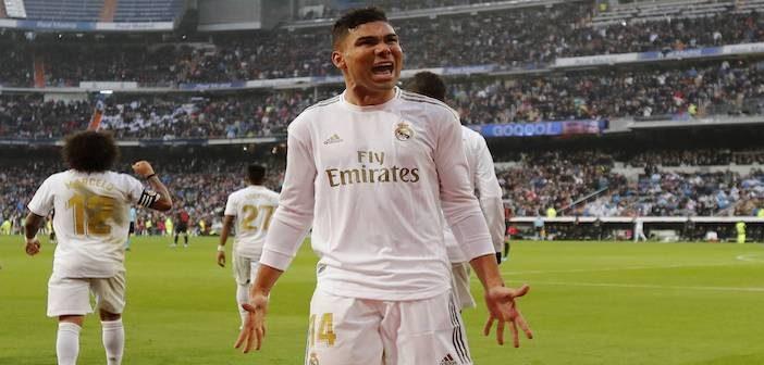 Casemiro - Real Madrid