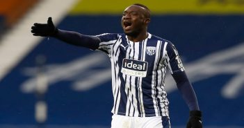 Mbaye Diagne - West Brom