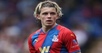 Gallagher - Crystal Palace
